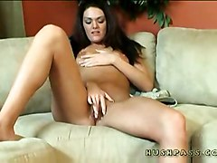 Alyssa Dior Opens Wide For A Real Manns Cock