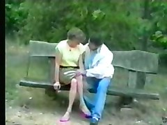 When Matures Meet In The Park