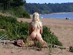 Rearl Amateurfuck Beach Costa Blanca 2