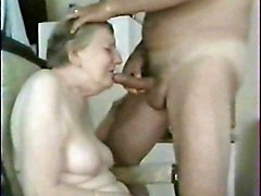 Having Fun With My Old Houseservant  Amateur