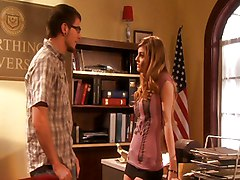 Faye Reagan Horny For Good Grades