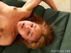 Cythereas Perfect Outdoor Fuck