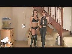 Jody & Carmen - Double Dom Abuse
