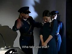 Russian Forced Strip