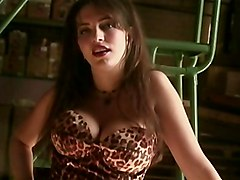 Busty Lady Of Your Hot Dreams Dildoing