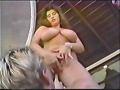 Beautiful Big Tits Classic Pornstar Fuck With 2 Guys