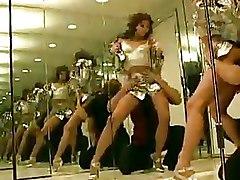 Dru Berrymore Mirror Room