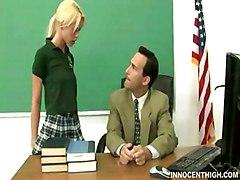 Rebecca The Hot Schoolgirl