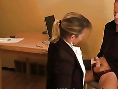 Busty Milf Intense Secretary Role Play