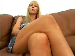 Blonde Mama Nicole Moore Hardcore At Cock Loving Moms