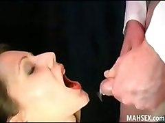 Nurse In Oral Sex Action