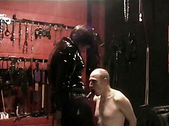 Sissy Cocksucking Slave Training