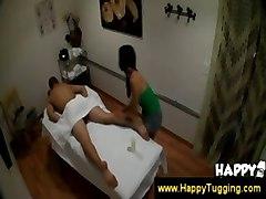 Sweet Massage From An Asian Girl