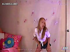 Naughty Teen In Cheerleaders Uniform Is A Blowjob Ho