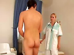 Cfnm Nurse And Her Patient