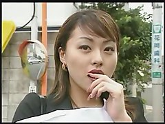 Anywhere Japanese Woman Handjob 3