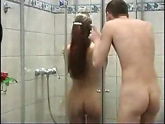 Pretty Asmira Getting Fucked In The Shower