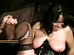 Bastinado And Spanking Feet Punishment