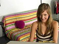 Hot Ryana In Front Of Her Webcam