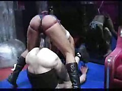 Mistress Asha In Strap-on Foreman (straponnyc)