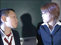 Sex With A Japanese School Teacher
