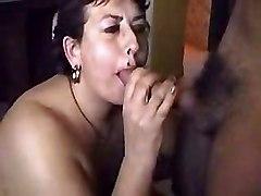 Italian Cuckold  Mature Licks Asshole Of A Young Boy