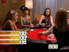 Texas Hold\em Strip Poker