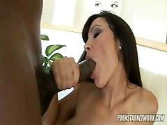 Lisa Ann Sucks And Fuck A Big Black Cock