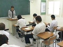 Female Teacher That R?pe Was Done