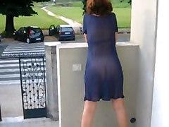 Sessantenne Sul Balcone