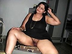 Indian Aunt Bj