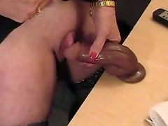 Nasty Granny Big Clit Has Fun On Web Cam