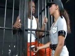 Black Ramming In A Prison