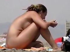Beautiful On Nudist Beach 07