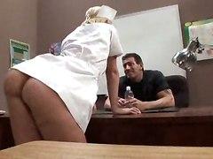 Curing Fucking Of Slutty Nurse!