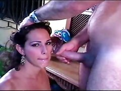 Hot Shemale Fucked
