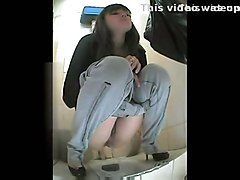 Russian Woman Toilet
