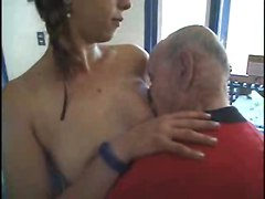 Skinny Older Age Goodie-goodie Is Dedicating Time To Pleasure