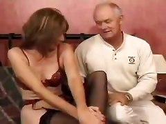 Horny Hairy Milf Enjoys A Good Mature Fuck