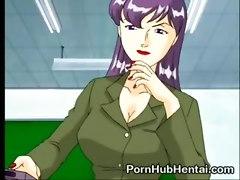 Sexy Teacher Fucking Her Student