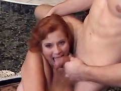 French Super Redhead Mature