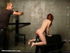 Sarah Blake\s Punishment Session