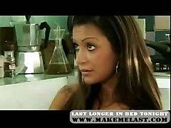 Elena Grandili - Fucked In The Kitchen