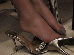 Rt Pantyhose Feet