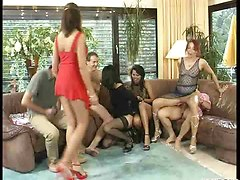 Naughty Neighbors Party (part 1 Of 3)
