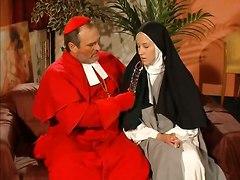 Anal Nailed Nun!