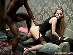 Mistress Fucks Her Servant