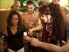 German Amateur Orgy
