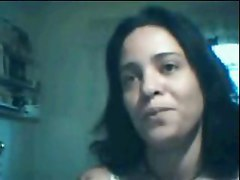 Professora Safada Daniela Exibindose Em Show Com Dildo