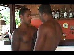 Black Bareback Boys In Rio